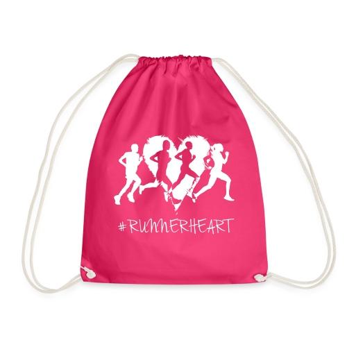#Runnerheart Group - Turnbeutel