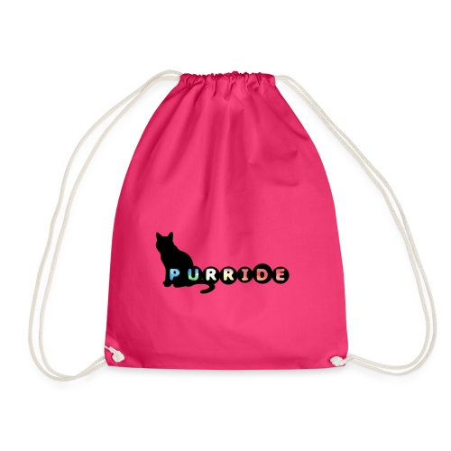 PurRIDE - Drawstring Bag