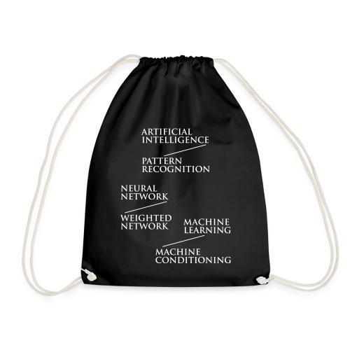 Artificial Intelligence - Drawstring Bag