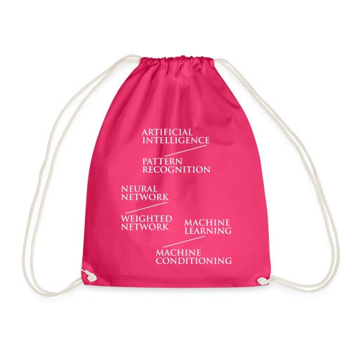 Artificial Intelligence - Drawstring Bag