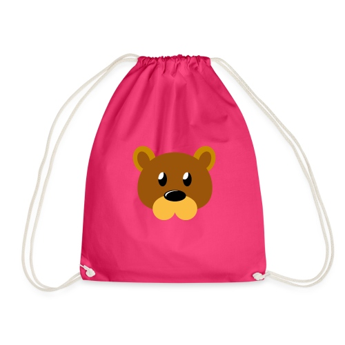 Teddy »Brumm« - Drawstring Bag