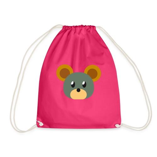 Maus »Pieps« - Drawstring Bag
