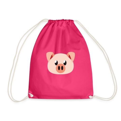 Schweinchen »Oink Oink« - Drawstring Bag