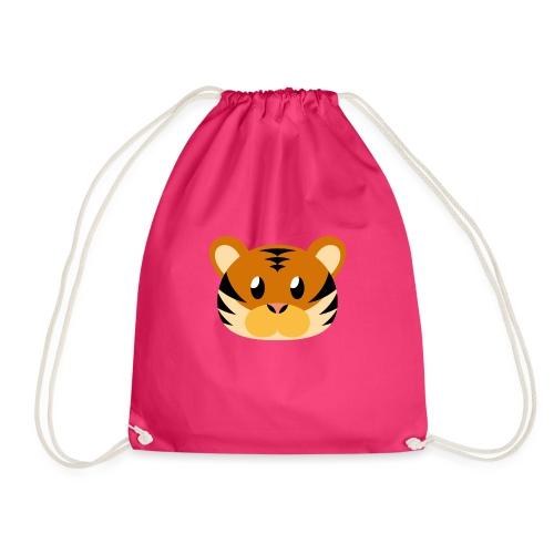 Tiger »Tom« - Drawstring Bag