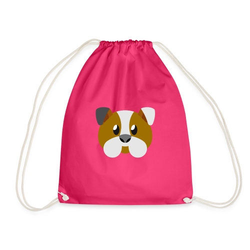 Bulldogge »Bob« - Drawstring Bag