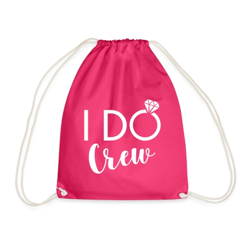 I do crew - Turnbeutel