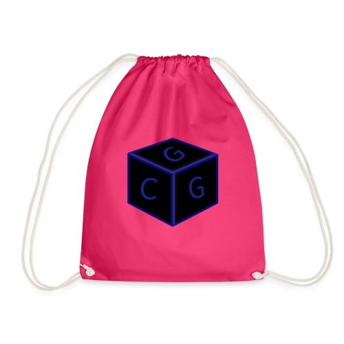 CGG Logo Cube - Drawstring Bag