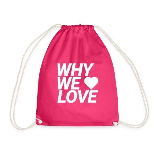 WHY WE LOVE logo web - Mochila saco
