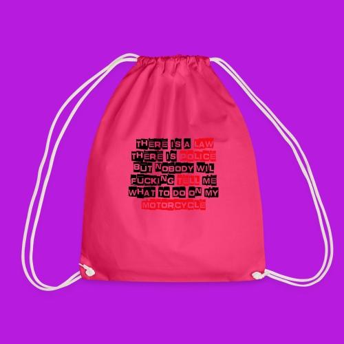 Naamloos1 - Drawstring Bag