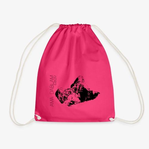 Mistress Dablam - Drawstring Bag