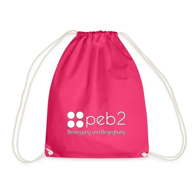 Logo peb2 weiss