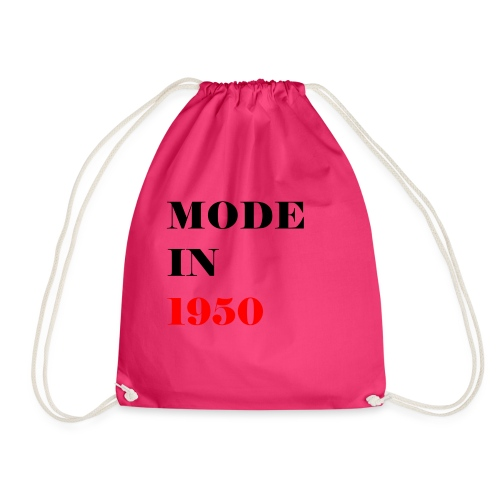 MODE IN 150 - Drawstring Bag