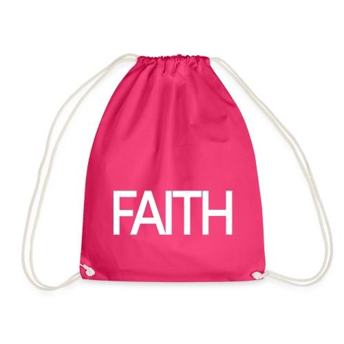 Faith - Turnbeutel