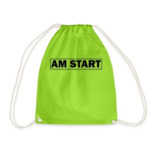 am Start - Turnbeutel