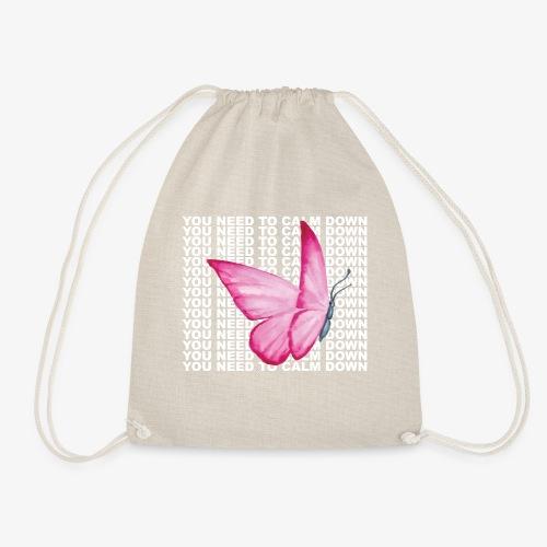 You Need To Calm Down - Drawstring Bag