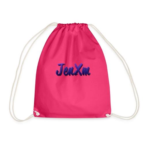 JenxM - Drawstring Bag