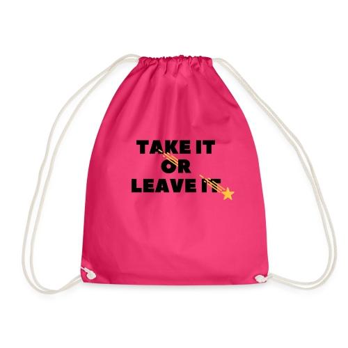 Take It Or Leave It - Sac de sport léger