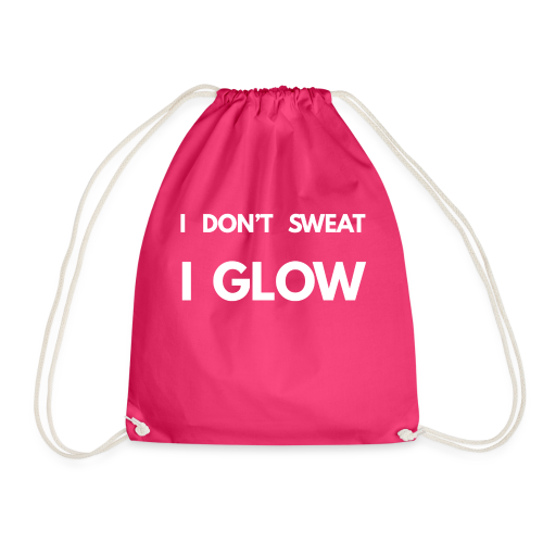 GLOW SWEAT - Drawstring Bag