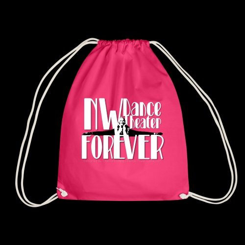 NW Dance Theater Forever [DANCE POWER COLLECTION] - Drawstring Bag