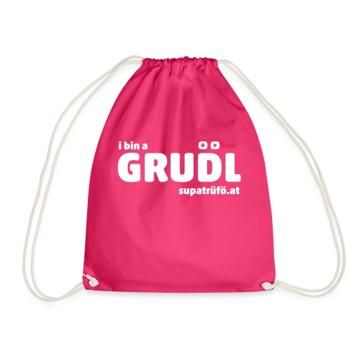supatrüfö grudl - Turnbeutel
