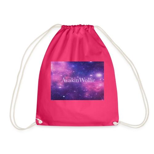 AvakinWolfie 44 - Drawstring Bag
