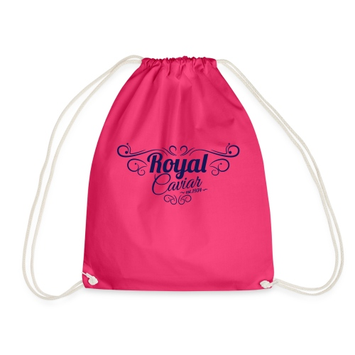 Royal Caviar Logo - Turnbeutel