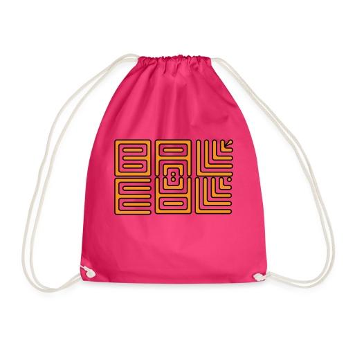 Wa-Dee-Ba Orange Edition - Sac de sport léger