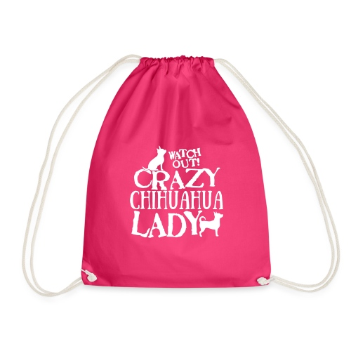 Crazy Chihuahua Lady W - Jumppakassi