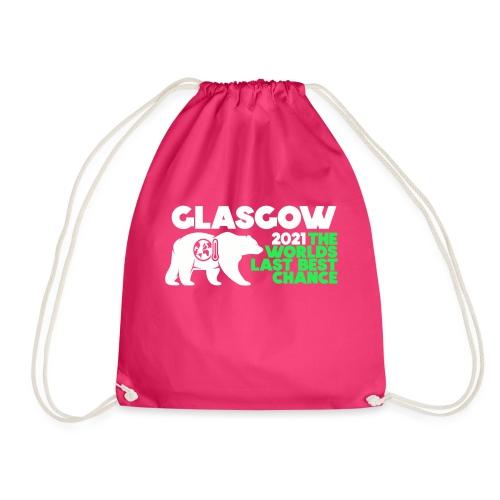 Last Best Chance - Glasgow 2021 - Drawstring Bag