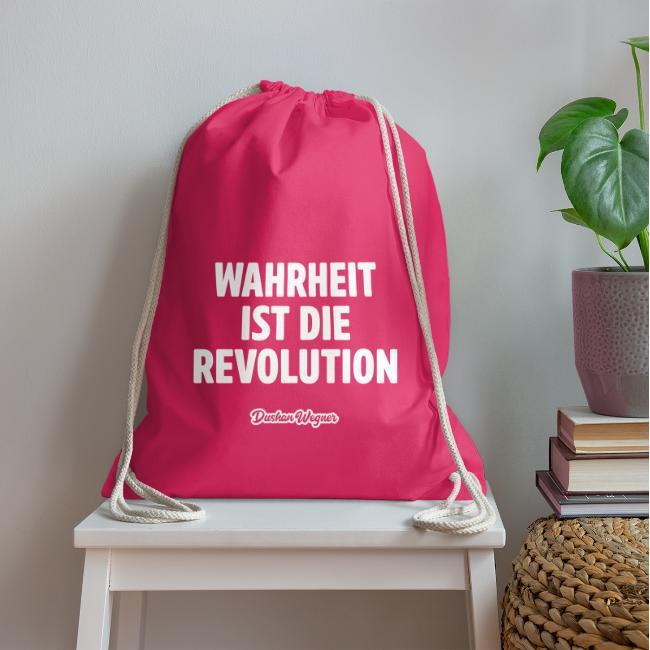 Wahrheit ist die Revolution