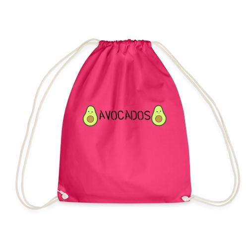 Avovados - Drawstring Bag