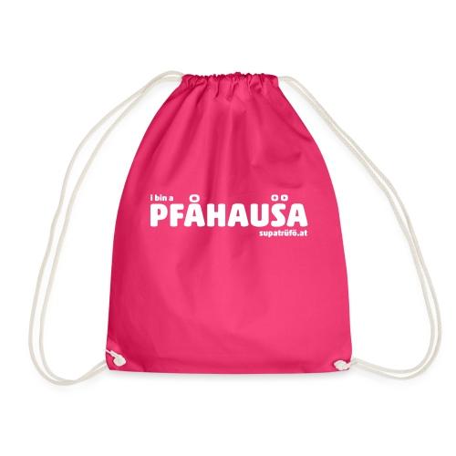 supatrüfö PFAUHAUSA - Turnbeutel