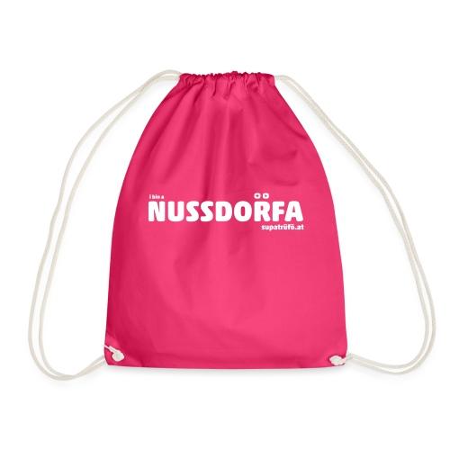 NUSSDORFA - Turnbeutel