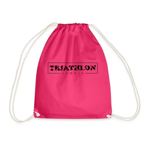 Triathlon Junkie - Turnbeutel