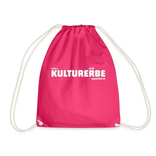supatrüfö KULTURERBE - Turnbeutel