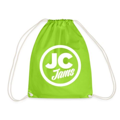 JC Jams logo USR - Drawstring Bag