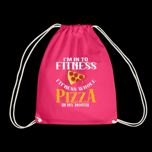 Fitness - Drawstring Bag