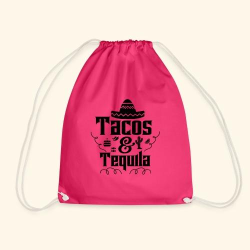 Tacos & Tequila - Turnbeutel