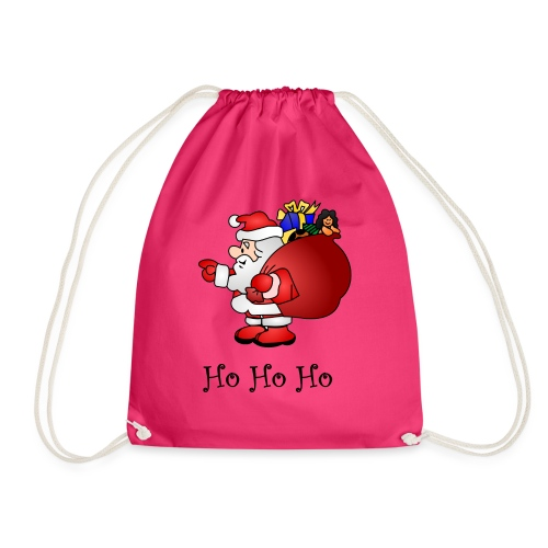 Isle of Daddy Frost - Drawstring Bag