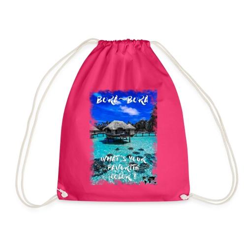 Dreaming Bora Bora - Sacca sportiva