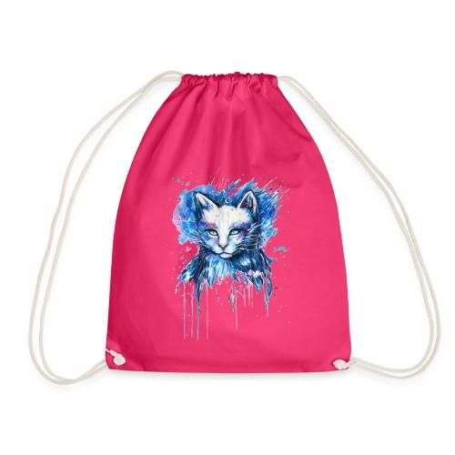Gatito adorable - Mochila saco