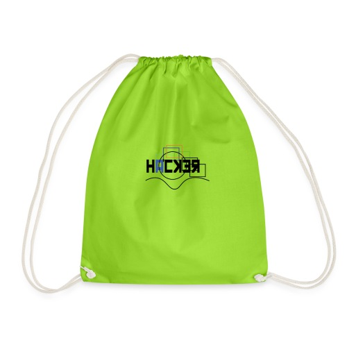 hacker - Drawstring Bag