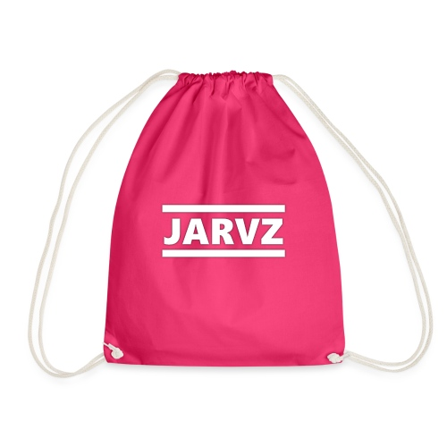 Jarvz Logo - Drawstring Bag