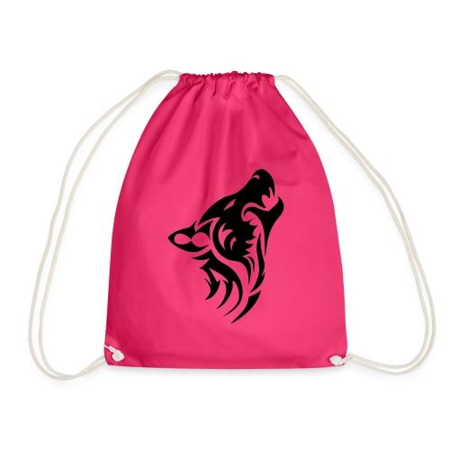 Tribal Tattoos High Design - Drawstring Bag