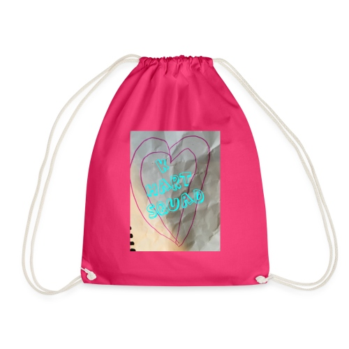 K hart squad - Drawstring Bag