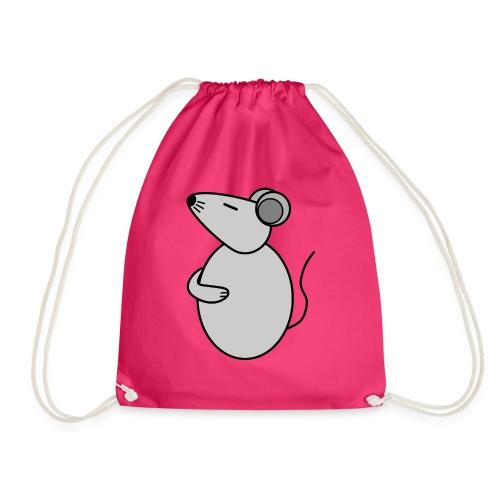 Rat - just Cool - c - Drawstring Bag