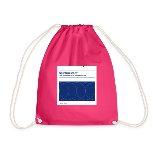 SPIRITUALIZED LOGO - Drawstring Bag