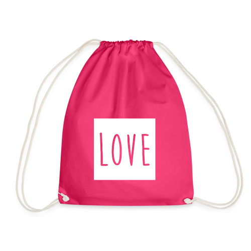 Love Women - Drawstring Bag