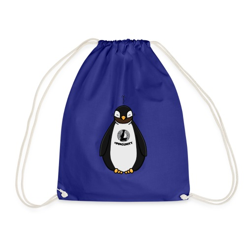 Pingu Shirt - für Männlein - Drawstring Bag