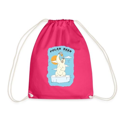 Polar Beer - Mochila saco